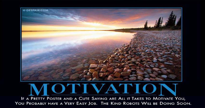 Being Motivated Is What All Bloggers Need
